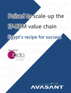 Poised to Scale Up the IT-CPM Value Chain: Egypt's Recipe for Success