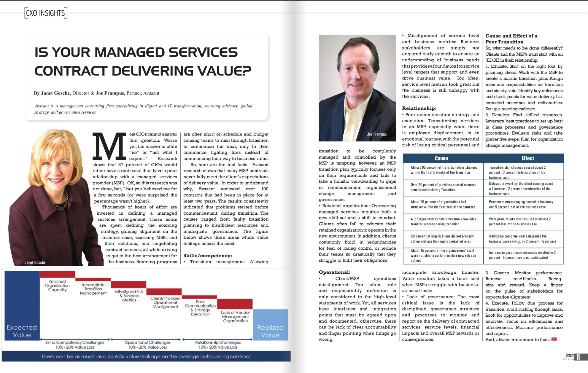 Is Your Managed Services Contract Delivering Value?